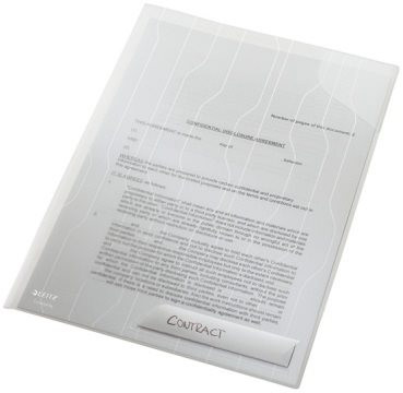 CombiFile Hardback Hülle A4 farblos Leitz (4728-00-03)