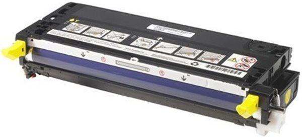 Original Toner Dell 593-10221 (z.B. 3115), ca. 8.000 S., gelb