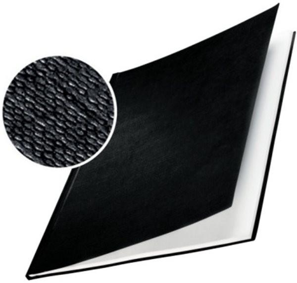 Buchbindemappe A4 für 211-245 Blatt Hardcover, schwarz (7396-00-95) Leitz