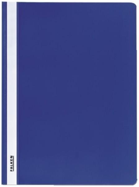 Schnellhefter A4 Plastik blau Falken (00075044)