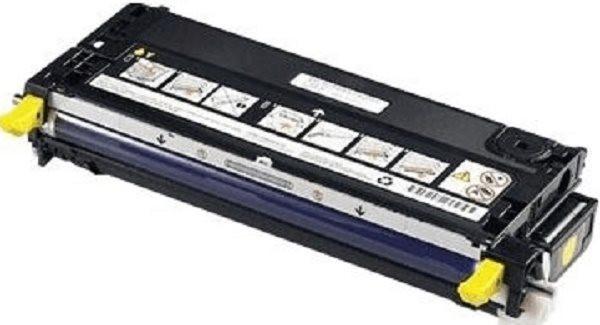 Original Toner Dell 593-10216 (z.B. 3115), ca. 4.000 S., gelb